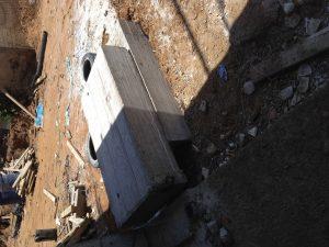 ניסור בטון - הגדלת דלת