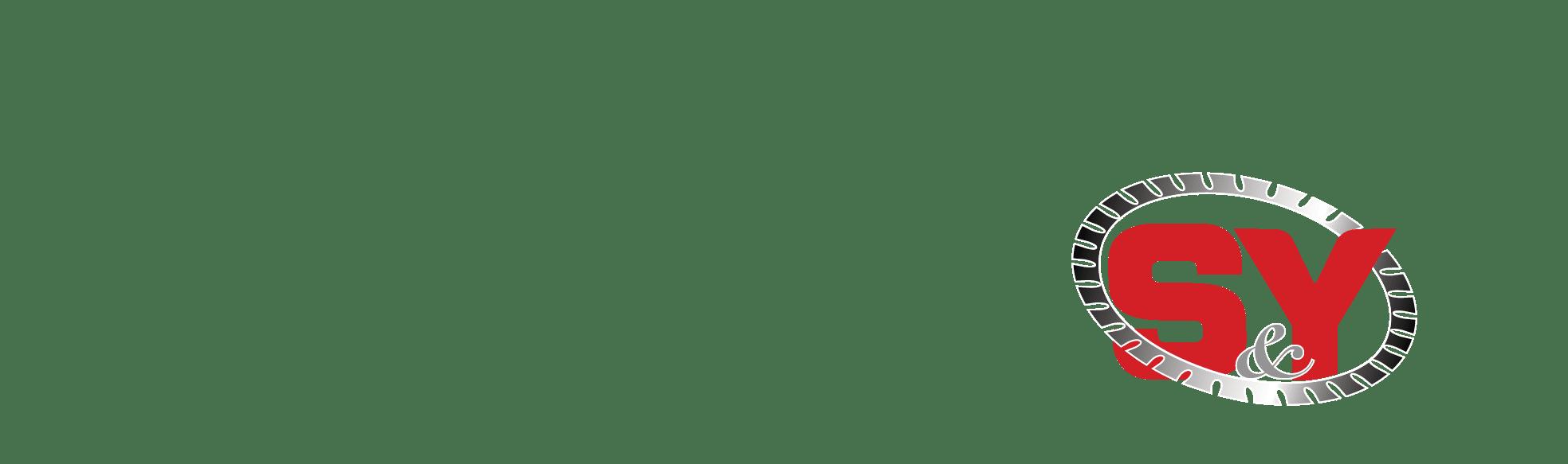 ספיר ויהלום ניסור בטון - לוגו בסליידר