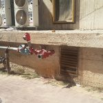 ניסור בטון ברחוב השומר בב״ב