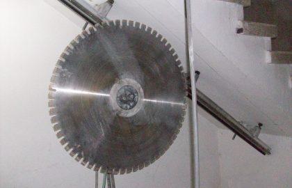 מהו ניסור בדיסק יהלום?